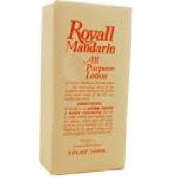 Mandarin Orange by Royall Fragrances Men's 8-ounce Aftershave