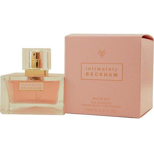 Intimately Beckham Women's 2.5-ounce Eau de Toilette Spray
