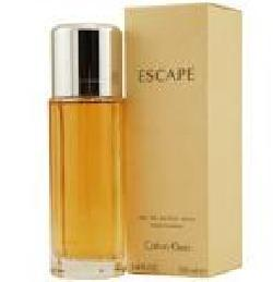 Calvin Klein 'Escape' Women's 3.4-ounce Eau de Parfum Spray Bottle