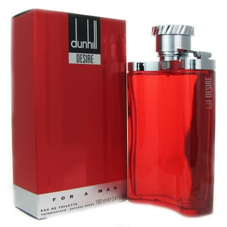 Desire By Alfred Dunhill Men's 3.4-ounce Eau de Toilette