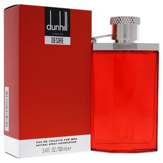 Alfred Dunhill Desire Men's 3.4-ounce Eau de Toilette Spray
