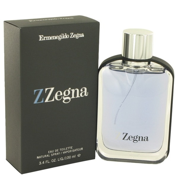Z Zegna by Ermenegildo Zegna Men's 3.3 oz EDT Spray