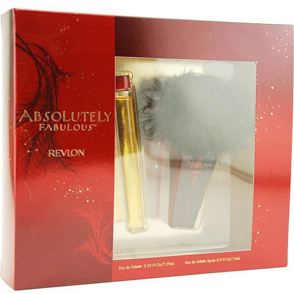 Absolutely Fabulous Women's Fragrance Set