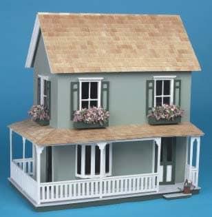 The Laurel Dollhouse Kit