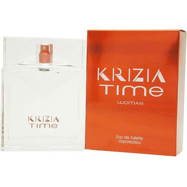 Krizia Time Women's 1.7-ounce Eau de Toilette Spray