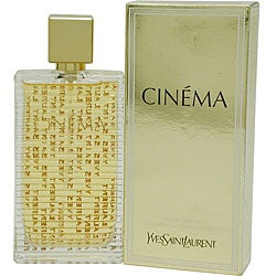 Cinema by YSL Women's 3-ounce Eau de Parfum Spray