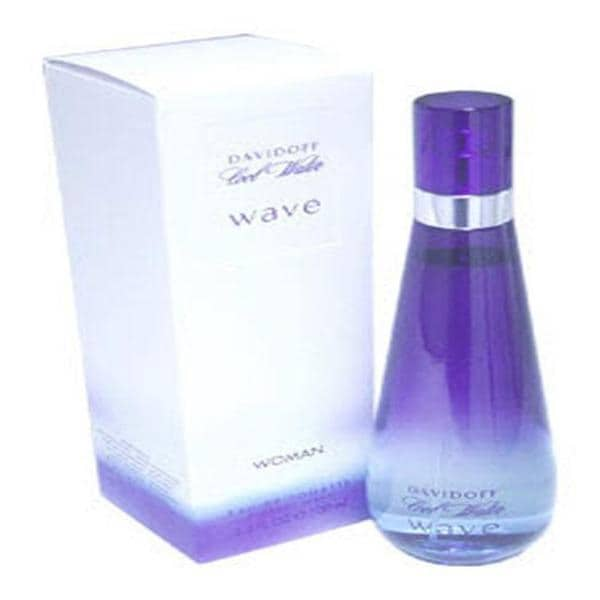 Davidoff Cool Water Wave Women's 3.4-ounce Eau de Toilette Spray