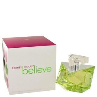 Believe Britney Spears Women's 3.4-ounce Eau de Parfum Spray