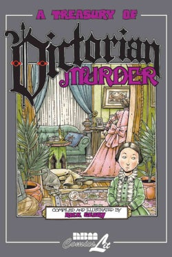 A Treasury of Victorian Murder (Paperback)