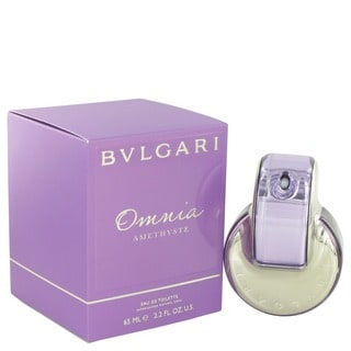 Bvlgari Omnia Amethyste Women's 2.2-ounce Eau de Toilette Spray