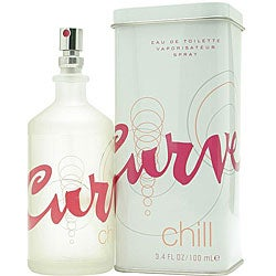 Liz Claiborne Curve Chill Women's 3.4-ounce Eau de Toilette Spray