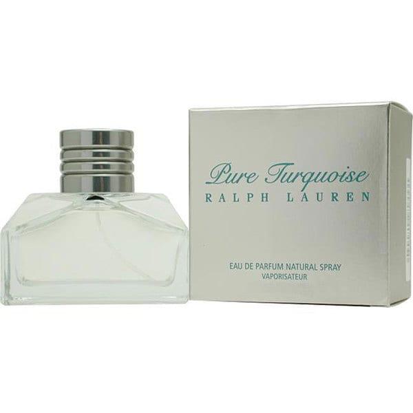 Pure Turquoise by Ralph Lauren Women's 4.2-ounce Eau de Parfum Spray