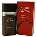 Santos De Cartier Men's 3.3-ounce Eau de Toilette Spray