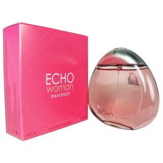 Davidoff Echo Women's 3.4-ounce Eau de Parfum Spray