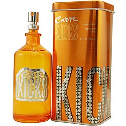 Liz Claiborne Curve Kicks Women's 3.4-ounce Eau de Toilette Spray