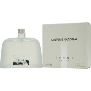 Costume National Scent Sheer Women's 3.4-ounce EFS Spray
