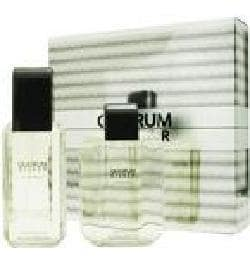 Quorum Silver by Antonio Puig Men's Fragrance Set
