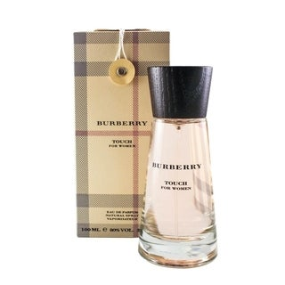Burberry Touch Women's 3.3-ounce Eau de Parfum Spray