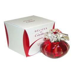 Delices De Cartier Women's 3.4-ounce Eau de Toilette Spray