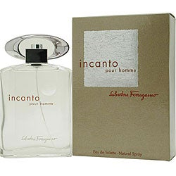 Incanto by Salvatore Ferragamo Men's 3.4-ounce Eau de Toilette Spray