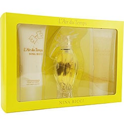 L'air du Temps by Nina Ricci Women's Eau de Toilette Set