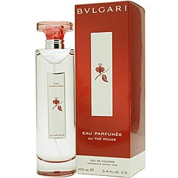Bvlgari Red Tea Women's 3.4-ounce Eau de Cologne Spray