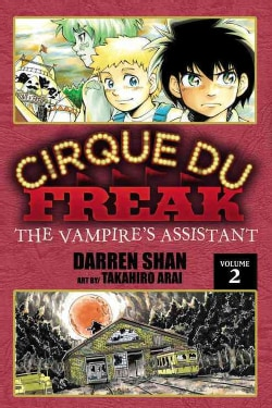 Cirque Du Freak the Manga 2: The Vampire's Assistant (Paperback)