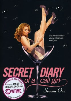 Secret Diary Of A Call Girl: Season 1 (DVD)