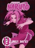 Naruto Uncut Box Set Vol 11 (DVD)
