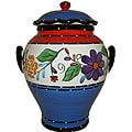Viva Collection Hand-painted Cookie Jar