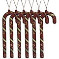 Houston Astros Candy Cane Ornament Set