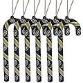 San Diego Padres Candy Cane Ornament Set