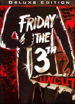 Friday The 13th (Uncut Deluxe Edition) (DVD)