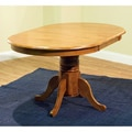 Rubberwood Round/ Oval Farmhouse Table