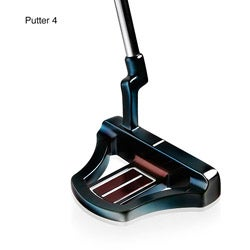 Nextt Golf Pro Score Copper T Mallet Putter