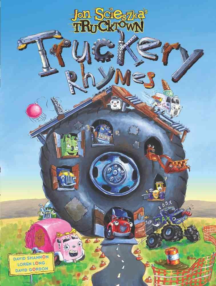 Truckery Rhymes (Hardcover)