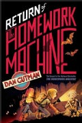 Return of the Homework Machine (Hardcover)