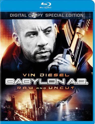 Babylon A.D. (Blu-ray Disc)