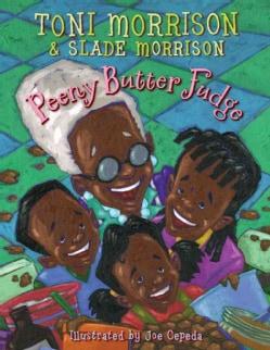 Peeny Butter Fudge (Hardcover)