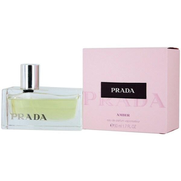 Prada Amber Women by Prada 1.7-ounce Eau de Parfum Spray