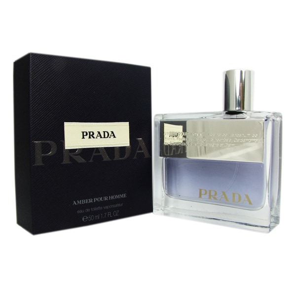 Prada Man by Prada 1.7-ounce Eau de Toilette Spray