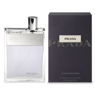 Prada 'Amber Pour Homme' Men's 3.4-ounce Eau de Toilette Spray