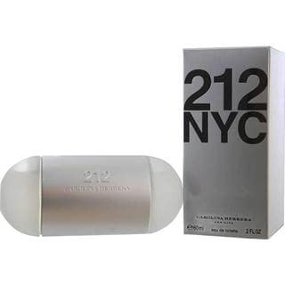 212 Women by Carolina Herrera 2-ounce Eau de Toilette Spray