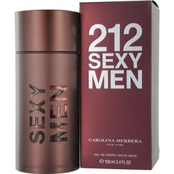 Carolina Herrera '212 Sexy' Men's 3.4-ounce Eau de Toilette Spray