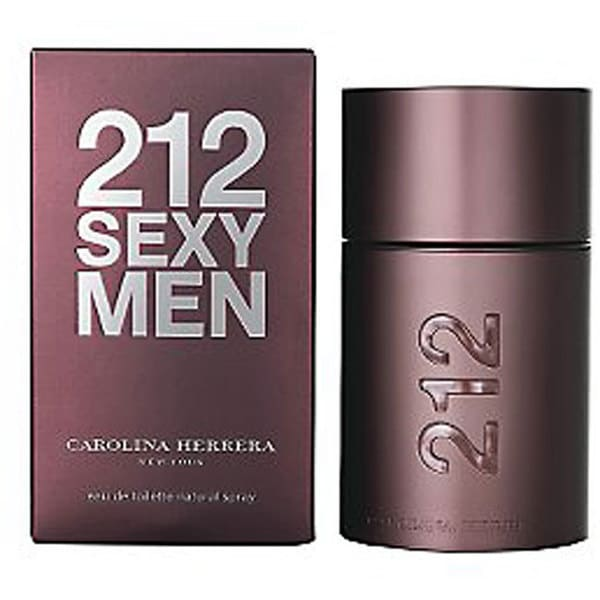 Carolina Herrera 212 Sexy Men Men's 1.7-ounce Eau de Toilette Spray