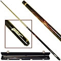Lady 2-piece Pool Cue with 6 Replacement Tips