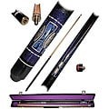 Matrix 2-piece Pool Cue with 6 Replacement Tips