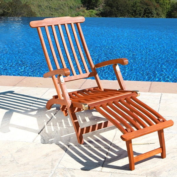 Angled outdoor lounge chair 11637790 overstock com shopping