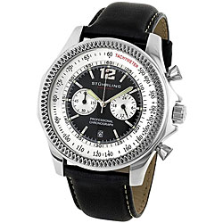 Stuhrling Original Men's Targa 24 Chrono Watch