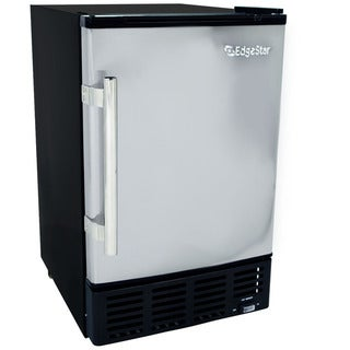 EdgeStar IB120SS Under-counter Stainless Steel Ice Maker